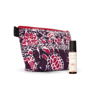 Handmade Makeup Bag + Youth for Her